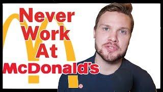 McDonald's Is A Nightmare | STAY AWAY | Mcdonalds Horror Stories