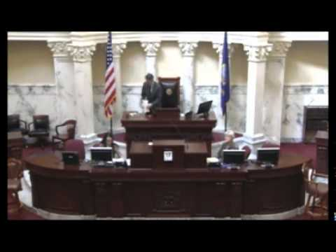 Idaho Senate Page Graduation 2011 - Pt. 3
