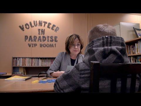 Volunteer In Paradise at Desert Shadows Elementary School