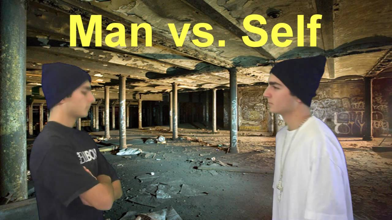 man vs self One of the hottest topics in the world of customer service and the customer experience is self man versus machine the self-service customer service.