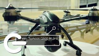 Yuneec Typhoon Q500 4K Pro Test - The Gadget Show