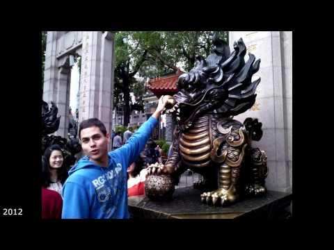 3 Years Kung Fu Training in Hong Kong thumbnail