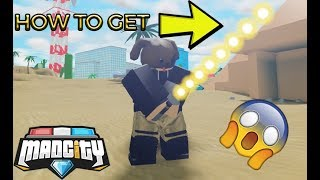 HOW TO GET LAZERBLADE in Mad City *Too Easy* (Roblox)