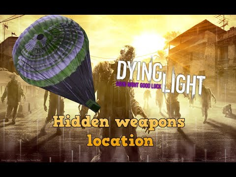 The Following DLC - Hidden Weapons Location