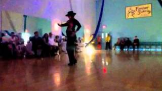 Flamenco Performance by Instructor Sylvia Melecio