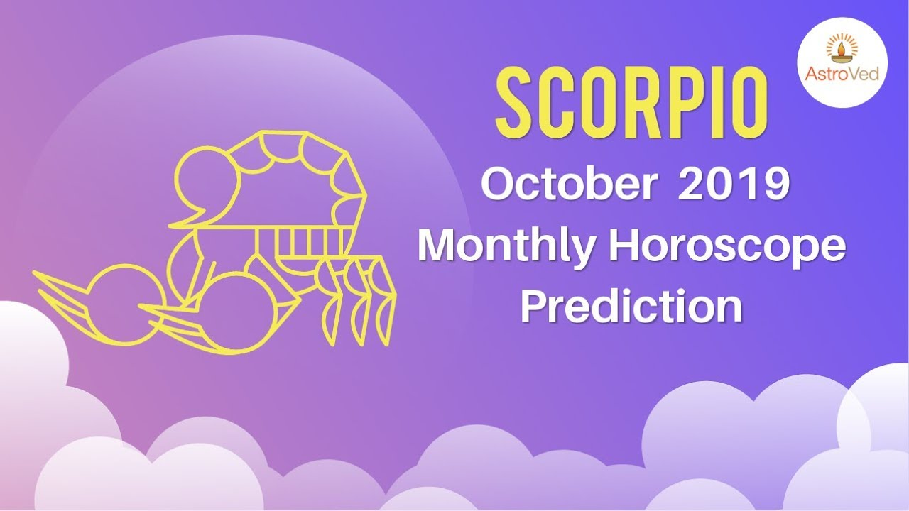 scorpio moon sign weekly horoscope