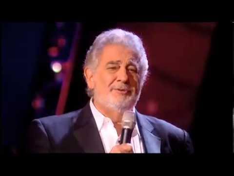 Plácido Domingo and Katherine Jenkins -