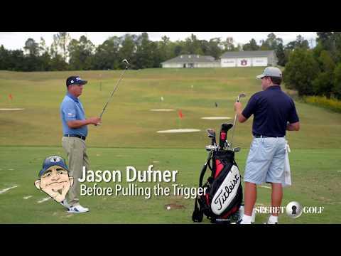 Jason Dufner - Before Pulling the Trigger