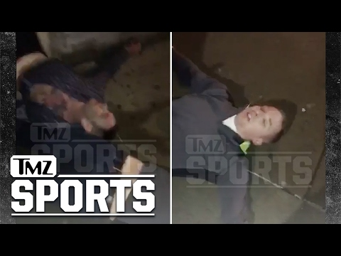 DARRELLE REVIS -- KNOCKOUT AFTERMATH FOOTAGE... 2 Men Out Cold | TMZ Sports