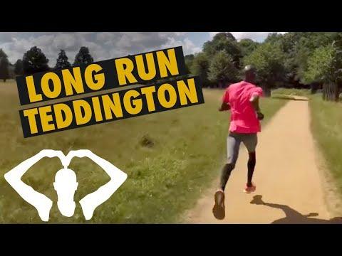 Long Run in Teddington | Mo Farah