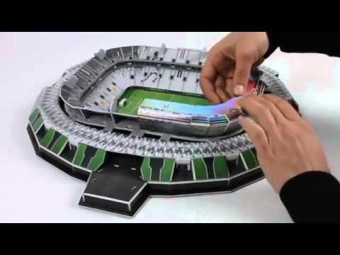 Nanostad Italy - Juve Stadium (Juventus)