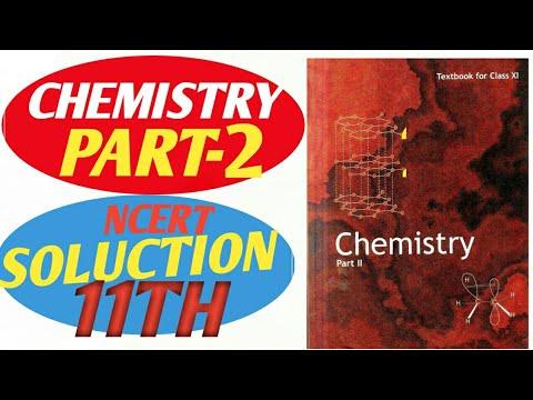 📑🙏11th Chemistry part -2  Ncert🙌