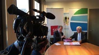 Le DG de SFR à Rouen pour développer le très haut débit
