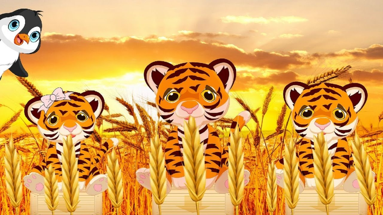Trabalenguas: Tres Tristes Tigres