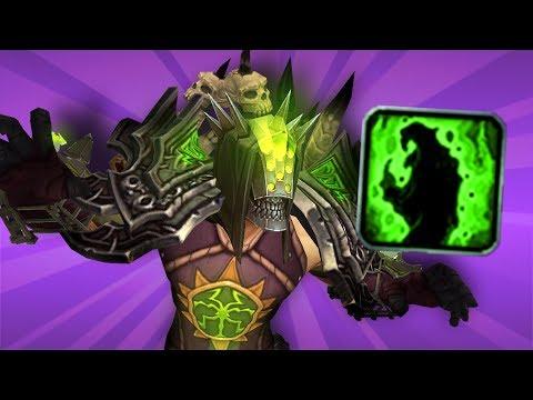 AMAZING Warlock 1v4! (5v5 1v1 Duels) - PvP WoW: Battle For Azeroth 8.1