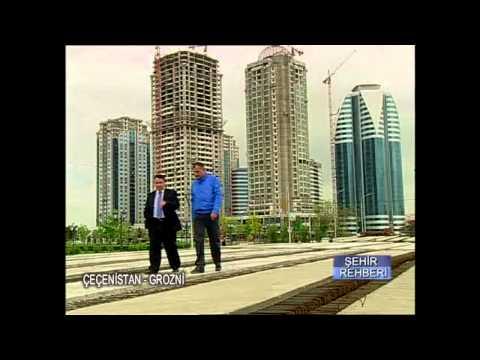 Bora İnşaat'ın Projesi Grozni City