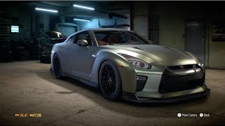 "Need For Speed 2015 - ""Nissan GTR Premium 2017"" - 1154 HP Build !!! (Gameplay)"
