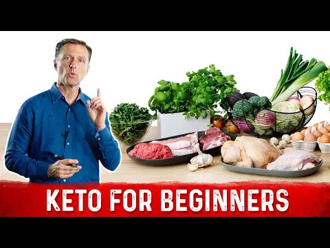 The Ketogenic Diet Plan for Beginners
