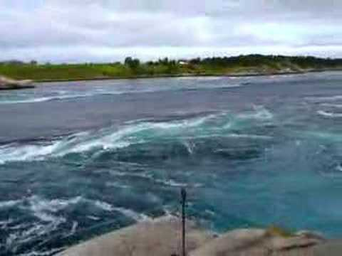 Saltstraumen Maelstrom - World's Strongest Tidal Current