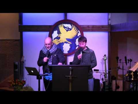 26 Apostelgeschichte/ Acts 6:1-2 Honor - Mark Irvin Englisch/Deutsch
