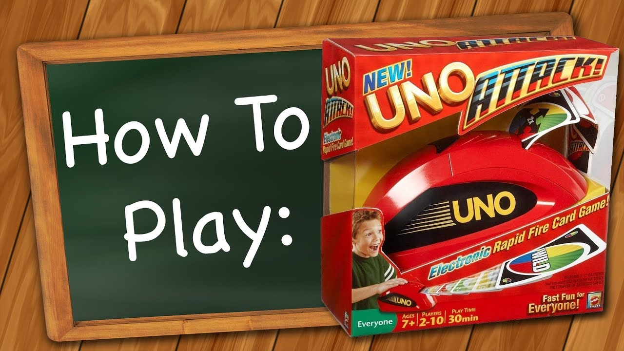 uno attack how to play