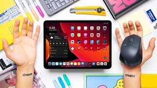 iPad Pro + iPadOS = ULTIMATE Student Productivity Machine? (2019)