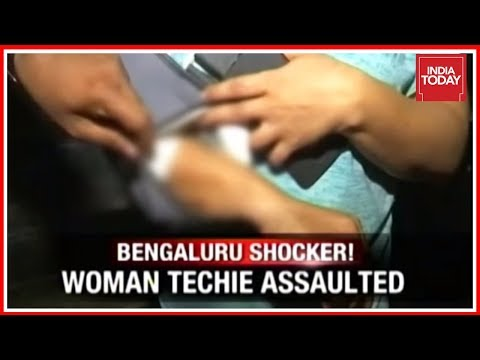 #SaveBengaluru | Woman Techie Assaulted By Cow Slaughterers While Rescuing Animals