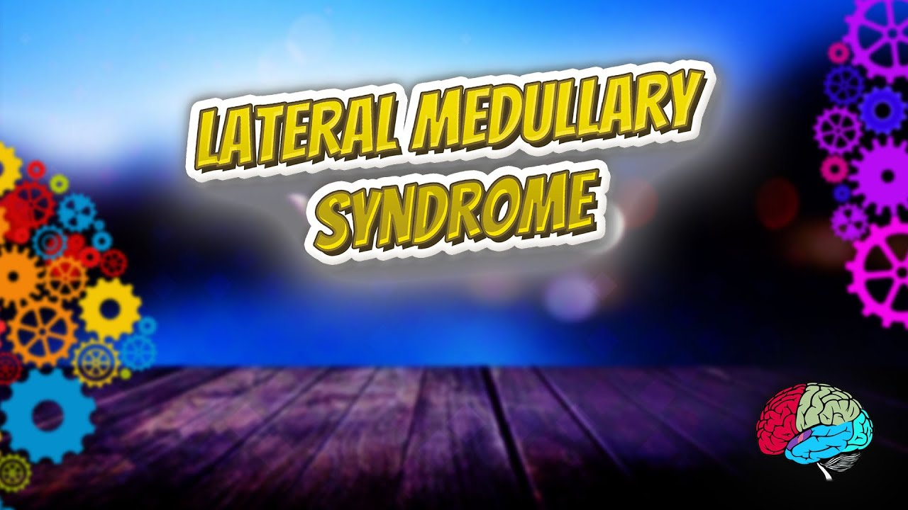 Lateral medullary syndrome - Know It ALL 🔊✅ - YouTube
