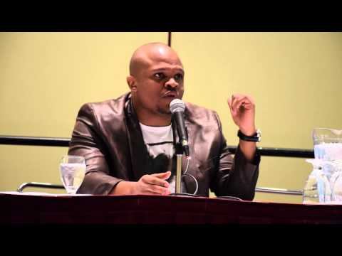 IronE Singleton: On Leaving the Walking Dead - YouTube