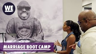 We Got the Nicest Room!! | Marriage Boot Camp: Hip Hop Edition
