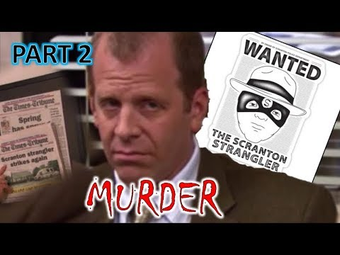 Toby is the Scranton Strangler PART 2 | The Office (CONSPIRACY THEORY) Fixed and Full Proof