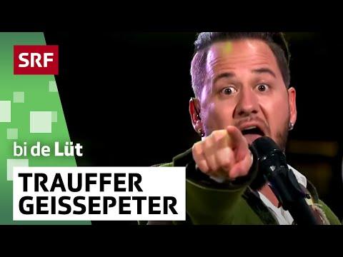 TRAUFFER und Band | Geissepeter | SRF Musik