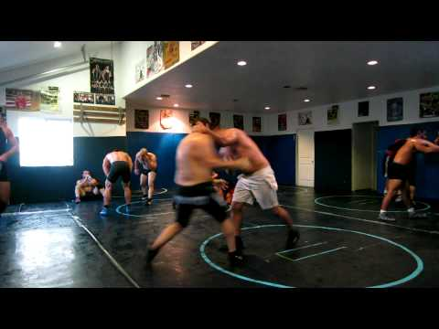 Rob Mikitarian vs  Jean Claude Vardan
