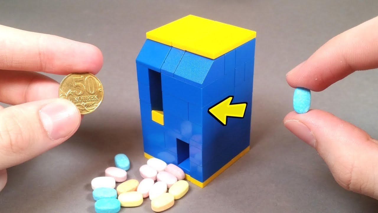 Смотреть как сделать из лего конфетницу фото 319