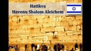Hatikva / Havenu Shalom Aleichem LIVE - Joshua Aaron
