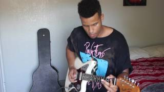 Neo-Funk Guitar Jam by Chris Kuria