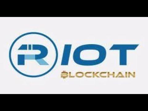 RIOT Riot Blockchain, Marathon Digital Look Bullish Ahead Of Coinbase IPO