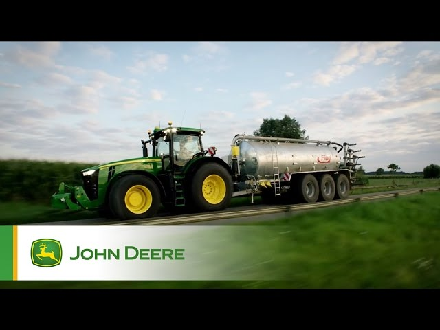 John Deere - Serie 8R/8RT FT4