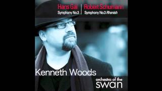"Robert Schumann- Symphony no. 3, Mvt IV ""Feierlich, Kenneth Woods, Orchestra of the Swan"