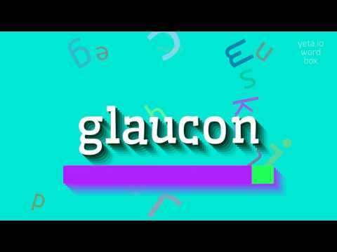 "How to say ""glaucon""! (High Quality Voices)"