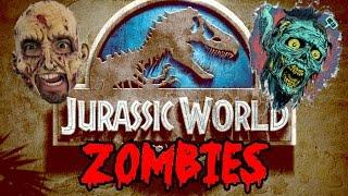JURASSIC WORLD ZOMBIES LIVE!▐ CoD World at War Custom Zombies Map/Mod