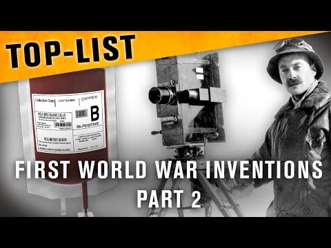 5 WWI inventions you use every day! - Part 2 I British Pathé