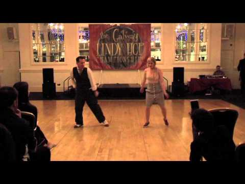 GLHC 2013 - Instructors Demo - Scott Cupit and Robyn Larsen