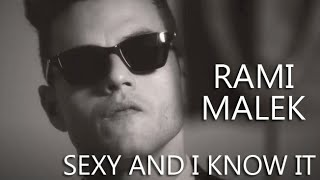 Rami Malek - Sexy And I Know It Fanvid