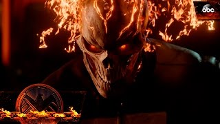 Ghost Rider's Origin Story - Marvel's Agents of S.H.I.E.LD.