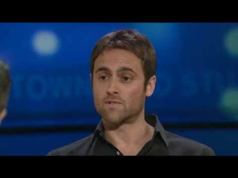 George Tonight: Stuart Townsend  George Stroumboulopoulos Tonight  CBC