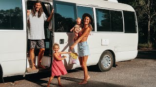TINY HOUSE ON WHEELS: How We Get Mail ✉️