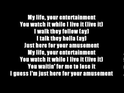 T.I ft. Usher - My Life Your Entertainment Lyrics