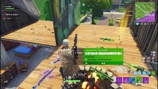 Impact Clip FORTNITE Battle Royale