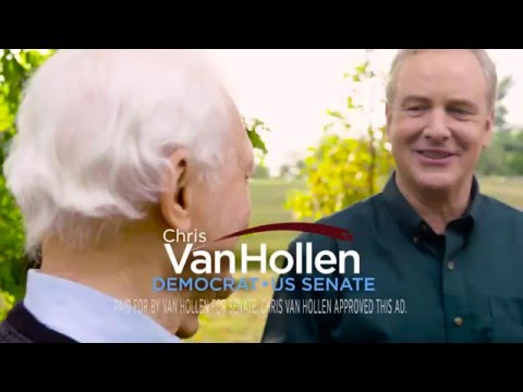 Chris Van Hollen: Standing Up for Social Security